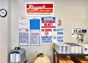Pool and Spa Chemicals Albuquerque